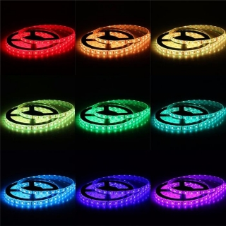 Led pásek RGB SMD 5050 300led/5m, 14,4 W/m, IP20
